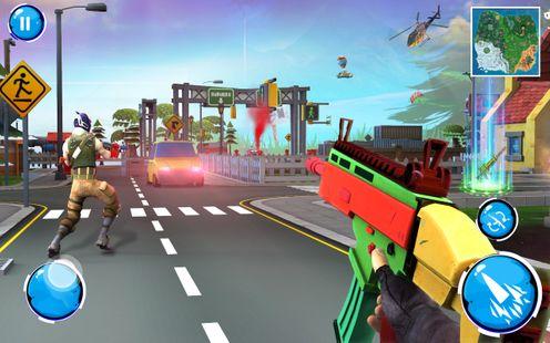 Screenshots - Fortfight Battle Royale Shooting 2020