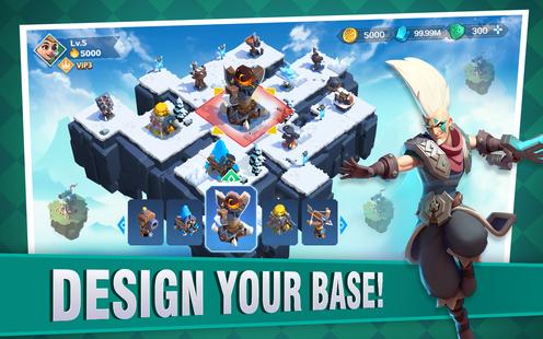 Screenshots - Fortress Isles: Sky War