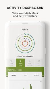 Screenshots - Fossil Hybrid Smartwatches
