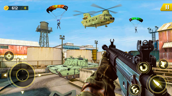 Screenshots - FPS Commando Shooter: Sniper 3d Gun Shooter Game