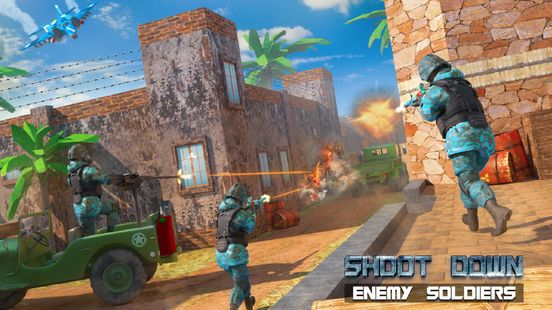 Screenshots - FPS Real Commando Secret Mission Free Shooting