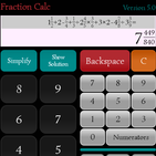 Fraction Calc - Fraction Calculator