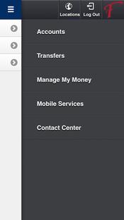 Screenshots - Franklin First Mobile Access