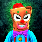 Freaky Horror Clown: Creepy Mystery Town Adventure