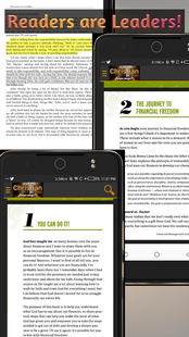 Screenshots - FREE Christian Books - Joyce Meyer