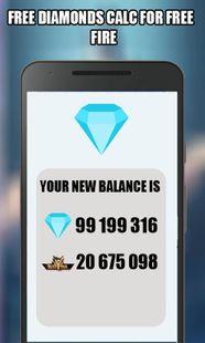 Screenshots - 💎Free Diamonds and Elite Pass Counter for FF