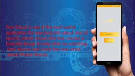 Screenshots - Free IMEI Checker And Icloud Network Unlocker