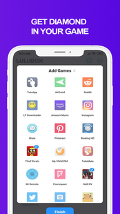 Screenshots - Free lulu App box Manager and information