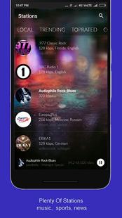 Screenshots - Free Music Player