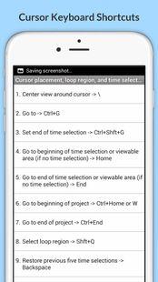 Screenshots - Free Sony Vegas Pro Shortcuts