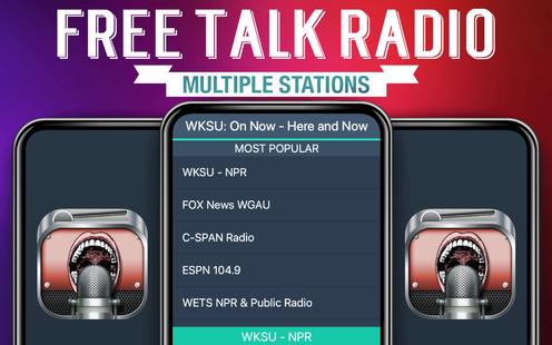 Screenshots - Free Talk Radio