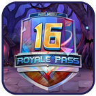 Free Uc & Royal Pass Season 16 : Free Gun Skin
