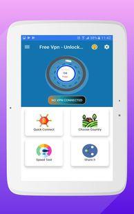 Screenshots - Free Vpn - Unlock all countries