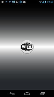Screenshots - Free WiFi Spot