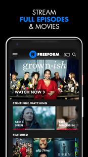 Screenshots - Freeform – Stream Full Episodes, Movies, & Live TV