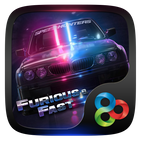 (Free)Furious & Fast GO Launcher Theme