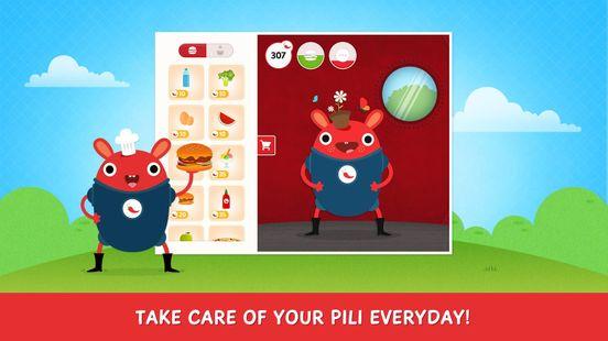Screenshots - French for kids - Pili Pop