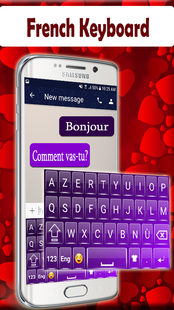 Screenshots - French Keyboard 2020