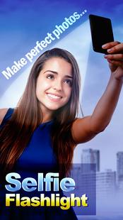 Screenshots - Front flash for selfie
