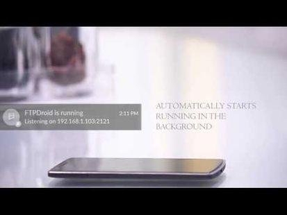 Video Image - FTPDroid