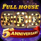 Full House Casino - Free Vegas Slots Machine Games