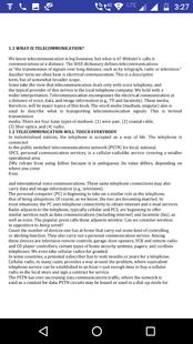 Screenshots - Fundamental Of TeleCommunication