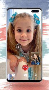 Screenshots - Funny Diana Show Fake Call Video Simulation