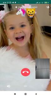 Screenshots - Funny Kids Video Call Simulation - Kids Call Me