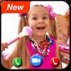 Funny Kids Video Call Simulation - Kids Call Me