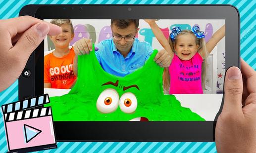 Screenshots - Funny Kids Video - Diana Play