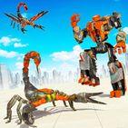 Future Robot Scorpion Battle