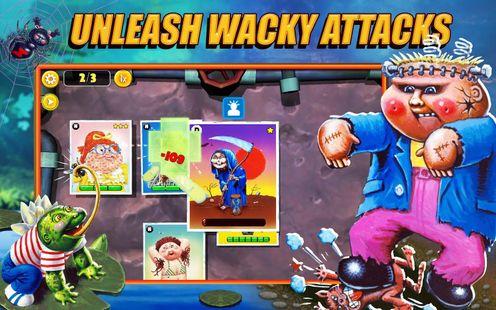 Screenshots - Garbage Pail Kids : The Game