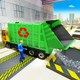 Garbage Truck Driving Simulator: Truck Driver Game