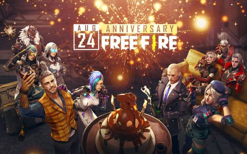 Screenshots - Garena Free Fire - Anniversary