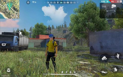 Screenshots - Garena Free Fire: 3volution