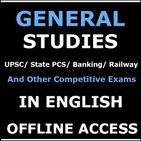 General Studies for all Competitve Exams