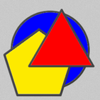 Geometric Shapes: Triangles & Circle Geometry Quiz