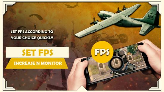 Screenshots - Gfx Tool & Gamers Vpn for PUBG