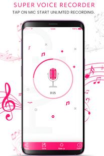 Screenshots - Girl Voice Changer PRANK - Voice Changer