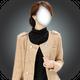 Girl Winter Coats Fleece Jacket photo montage