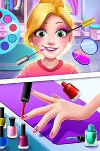 Screenshots - Girl's High School Love Story: Free Salon Makeover