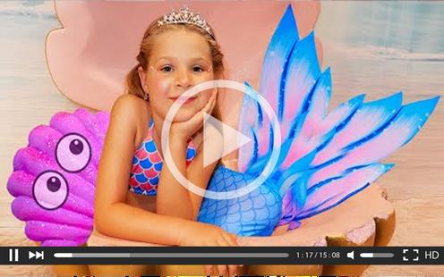 Screenshots - Girls Kids Show Videos