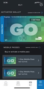 Screenshots - GO Miami-Dade Transit