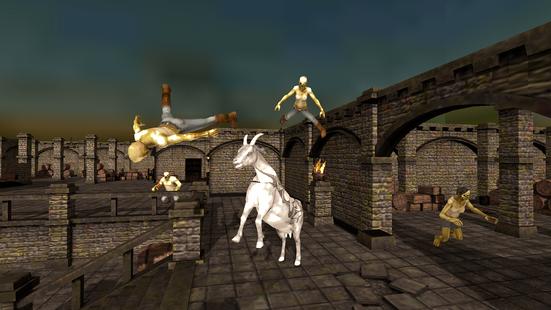 Screenshots - Goat Simulator : Goat Vs Zombies