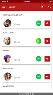 Screenshots - GoBooking