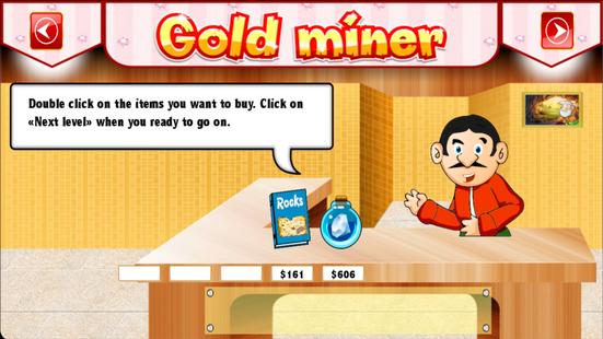 Screenshots - Gold Miner Classic Plus - Bearded New Miner