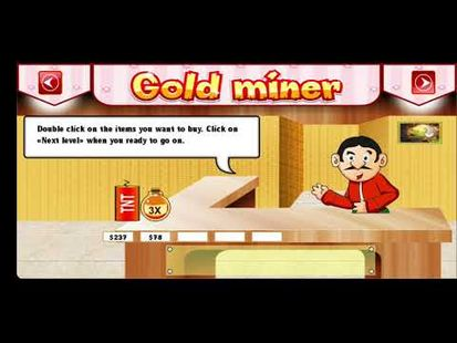 Video Image - Gold Miner Classic Plus - Bearded New Miner