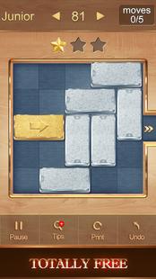 Screenshots - Golden Unblock Puzzle