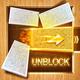 Golden Unblock Puzzle