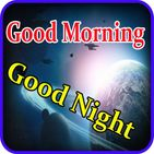 Good morning and night messages with images